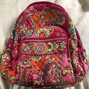 Vera Bradley campus style backpack